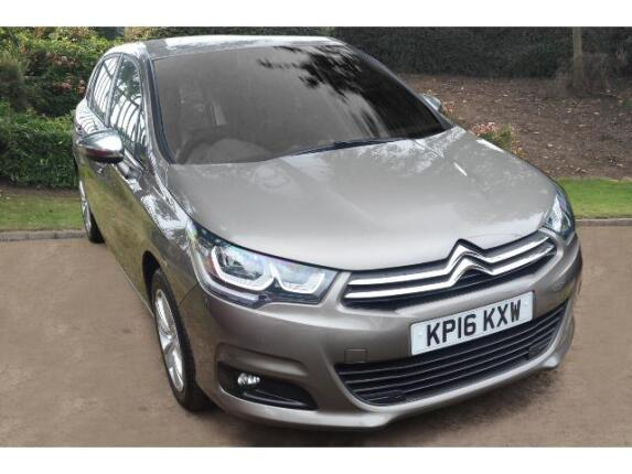 Citroen C4 1.6 Bluehdi [120] Flair 5Dr Diesel Hatchback